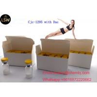 Buy cheap 98% Purity Human Growth Hormone Peptide CJC-1295 CAS 51753-57-2 from wholesalers