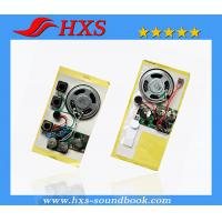 Buy cheap 1~360s Recording Small Custom Sound Module For Greeting Card product
