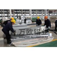 Buy cheap High Brightness 5005 5052 Aluminum Deck Plate / Alloy Checker Plate For Decoration product