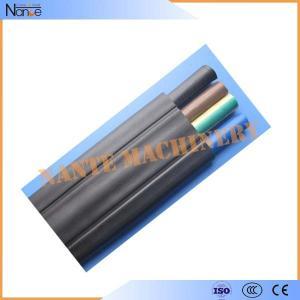 Buy cheap Câble de déplacement engainé d'appartement isolé par caoutchouc pour la grue/grue 6 x 2,5 product