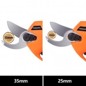 Buy cheap Swansoft 35mm Li-ion Battery Powered Orchard Scissors Pruner product