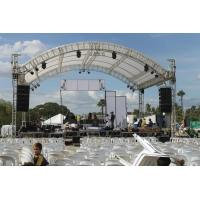 Buy cheap Used Outdoor Event Aluminum Stage Roof Truss With Canopy High quality from wholesalers