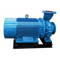 China Horizontal Centrifugal Pipeline Water Pump Water Supply / Distribution High Efficiency on sale