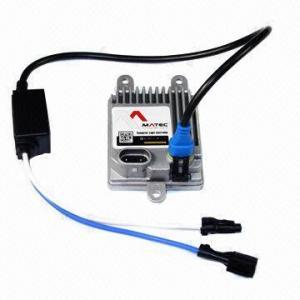 Buy cheap CanBus Xenon ECU Lighting HID Ballast, 12V, 35W/55W product