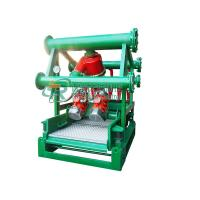 Reliable Drilling Fluids Equipment Mud Cleaning Systems with 20nos Desilter