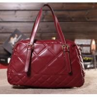 Buy cheap 2013 new retro classic temperament Lingge leather handbag across multiple-function bags product