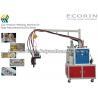 Garage Door Rolling Shutter Polyurethane Foaming Machine / PU Moulding Machine
