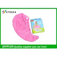 Buy cheap Various Colors Hair Drying Towel Wrap , Quick Dry Hair Towels 250GSMg product