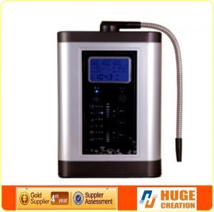 Industrial Alkaline Water Ionizer , Titanium Platinum Alloy Electrodes