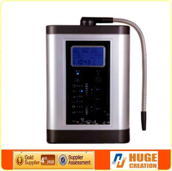 Quality Industrial Alkaline Water Ionizer , Titanium Platinum Alloy Electrodes for sale