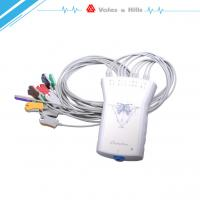 China Medical Simultaneous 12 Channel Stress ECG Machine CE / ISO Certification wholesale