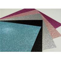 Buy cheap Gift Wrapping Solid Double Sided Glitter Paper Art Paper For DIY And Notebook product