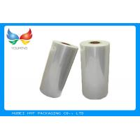 Buy cheap PVC Colorful Printing Shrink Film Plastic Blow Molding PVC Shrink Film product