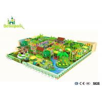 Buy cheap Colorful Climb / Jump Kids Indoor Playground Anti Skid 15.86 * 7.32  * 8M product