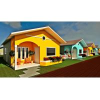 Buy cheap Professional Design Prefab Bungalow Homes Small Modern Modular Homes product