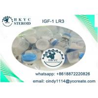 Buy cheap Human Growth Hormone Peptides Steroids IGF-1 LR3  For Fat Loss And Bodybuilding product
