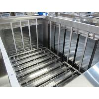 Buy cheap Press - On Mounting Frame Ultrasonic Plate Transducer 28 / 40 / 80 / 120 Khz Stainless Steel 304 / 316 product