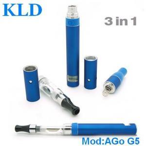Buy cheap Ago g5 portable vape pen dry herb vaporizer pen Green health e cigarette product