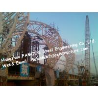 Chinese Prefabricated Steelwork Construction Contractor For Structural Steel Hanger And Aircraft