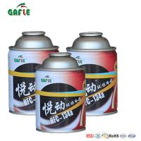 Buy cheap Gafle/OEM High Purity Refrigerant R134A Two-Piece Can product
