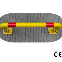 Buy cheap 180 Degree Lockable Bollards For Car Parks , Manual Road Barrier Open Height 320mm product