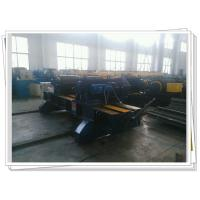 Buy cheap Taper Shape Weldment Used Conventional Welding Rotator With Dual PU Roller product