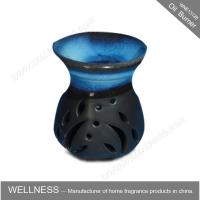 Buy cheap Professional Custom Safety Decor Ceramic Scented Oil Burner For Essential Gift product