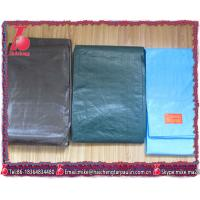 Quality Solid poly tarps,marine canvas waterproof,pp pe woven landscape fabric for sale