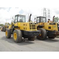 Buy cheap Second Hand Wheel Loaders Komatsu WA470-3 Wheel Loader With S6D25 Engine from wholesalers