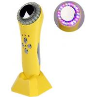China Deep Cleanse Led Photon Ultrasonic Skin Care Device / Home Beauty Instrument on sale