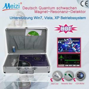 Analisador magnético ressonante da saúde do corpo do quantum o mais novo