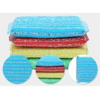 Buy cheap Sheet Shape Heavy Duty Scouring Pads , Anti Mildew Non Scratch Scourer Pads product