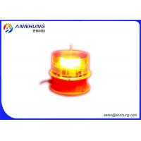 China Aging Resistance LED Flashing Lights / Aviation Red Light High Efficiency on sale