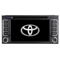 Quality Toyota Universal 2 DIN Android 9.0 Car Multimedia DVD Player with Bluetooth TYT-6255GDA for sale