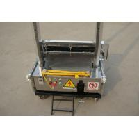 Buy cheap Automatic Wall Plastering Machine product