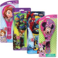 Buy cheap Disney Princesses Plastic Paddle Ball Toy For Prize Boxes product