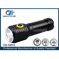 Buy cheap Powerful 3535 SMD Portable Led Torch Lights Red LED With Money Detect Function product