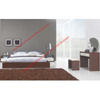 Buy cheap Modern italian fabric upholstery pad for gloss bedroom furniture by bed and nightstand product