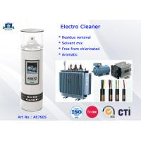 Buy cheap Electrical Cleaner Spray for Cleaning Electro / Metal Surface Electro Degreaser 65 product