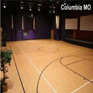 Buy cheap Indoor basketball sports floor product