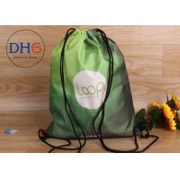 Buy cheap Patterned Polyester Tote Bags , Vintage Personalised Tote Bags Recyclable product
