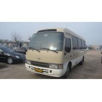 Quality 20 Passengers Toyota Coaster Second Hand 2013 Year With Strong Engine for sale