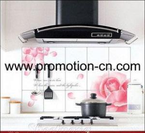 Buy cheap Autocollants de mur de graisse d'Auto-bâton de cuisine product