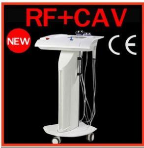 Buy cheap Cavitation&amp principal ; Système de beauté de rf pour le corps amincissant et serrage de peau product