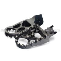 China Aluminum Alloy 7075 Dirt Bike Foot Pegs BMW F650GS F800GS R1200GS Highway Pegs wholesale