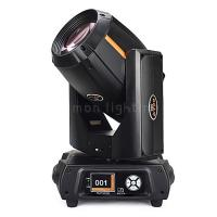 Buy cheap Double Rainbow Prisms 350w 17R Sharpy Moving Head Beam Lights with Frost Effects product