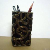 Buy cheap Polyresin Customized Pen Holder Promotion Items product