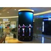 OEM Customized SMD P6 HD Column Full Color LED Video Walls Front Service Led Advertising Display Board For Shopping Mall