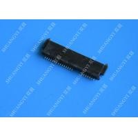 Buy cheap Lightweight Through Hole SAS To SATA Connector Rectangular 6 Gbps 22 Position from wholesalers