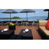Buy cheap Impact Resistant WPC Deck Flooring With Engineered Flooring / Outdoor Decking Type product